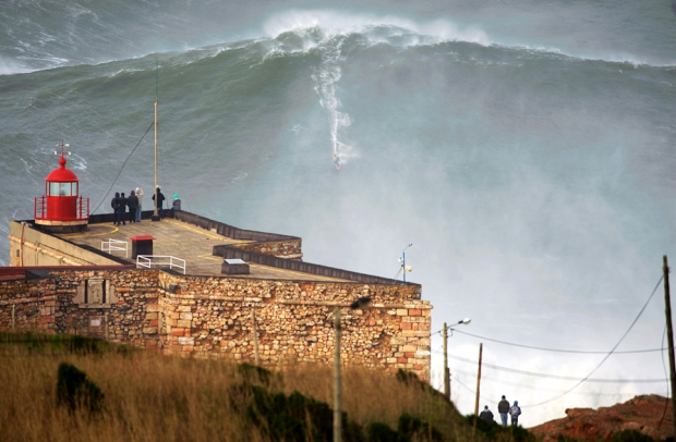surfrecord? Nazaré – Praia do Norte