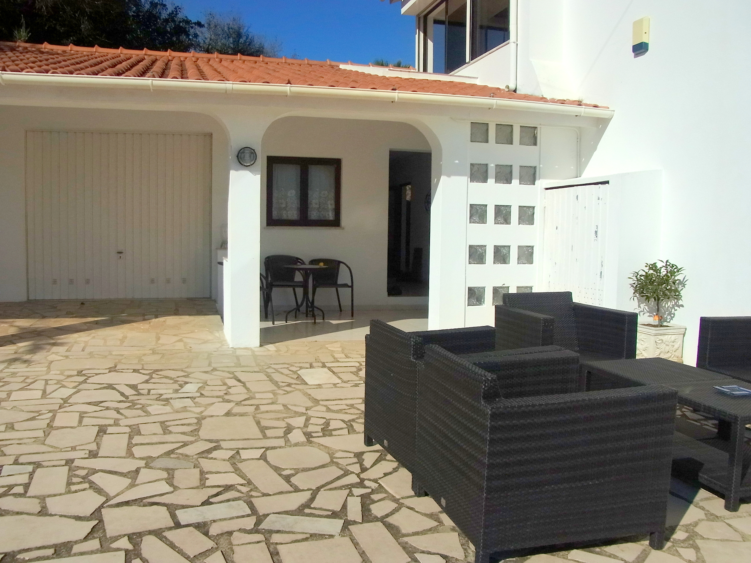 Het huis portugesecasa - Deco entree in het huis ...